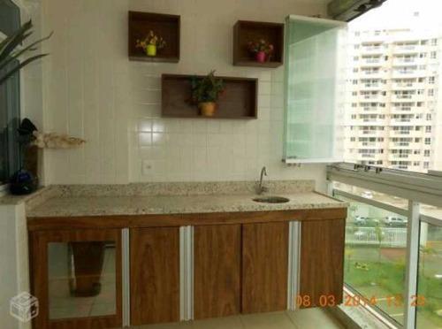 Imagem 1 de 15 de Apartamento-à Venda-jacarepaguá-rio De Janeiro - Svap30081