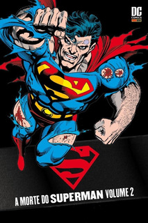 Hq A Morte Do Superman Vol. 2 - Novo E Lacrado