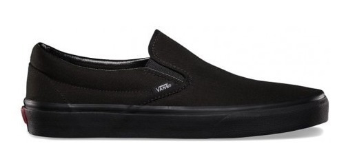 Tenis Vans Slip On Black