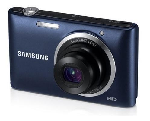 Câmera Samsung St72 16,2 Megapixlel 3