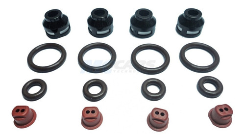 Kit Filtro Oring Inyectores Ford Escort Mondeo 1.8 18v 2.0