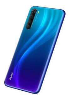 Note 8 Xiaomi 64 Gb Garantia De 1 Ano Disponível Azul Preto