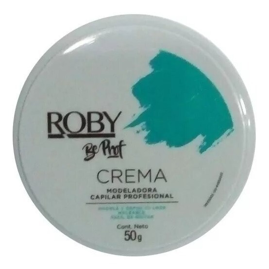 Crema Modeladora Capilar Roby - Issue X 50gr