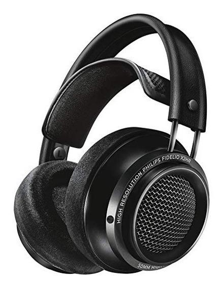 Fone De Ouvido Headphone Philips Fidelio X2hr High End