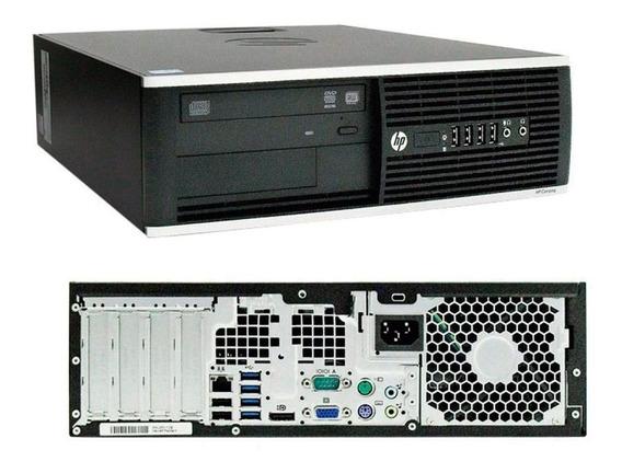 Cpu Desktop Hp 8300 I5 3° Geração 4gb Ssd 240gb Wifi