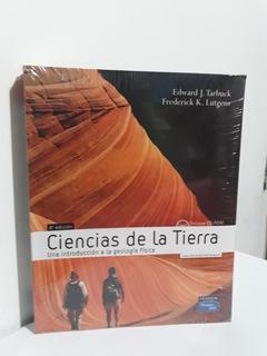 Ciencias De La Tierra, Una Introduccion A La Geología Física