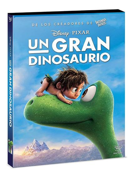 Un Gran Dinosaurio - Dvd Nuevo Envio Incluido