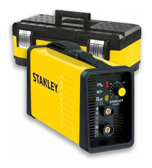 Soldadora Inverter 160a Stanley Power 185 60199