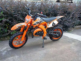 Moto A Gasolina 50cc Space
