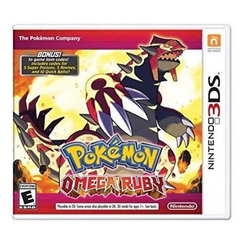 Jogo 3ds Pokemon Omega Ruby E X