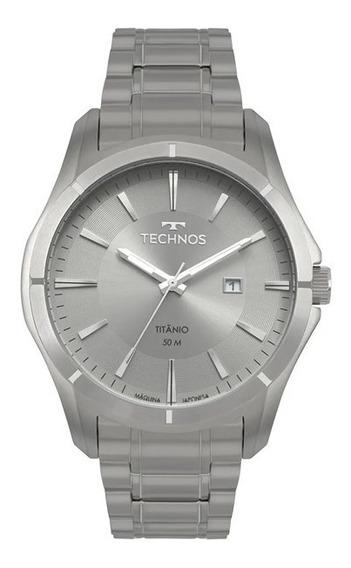 Relógio Technos Masculino Titânio 2115mtw/4c