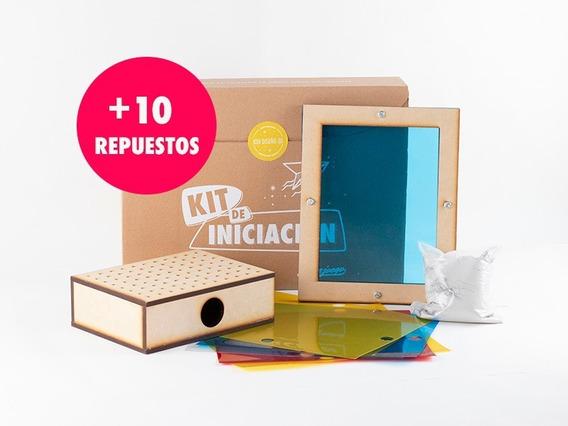 Termoformadora Casera + 10 Repuestos De Acetato