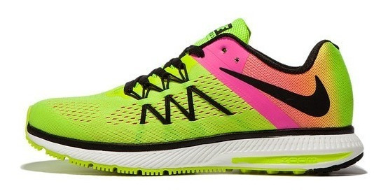 Tenis Nike Zoom Winflo 3 Dama Running