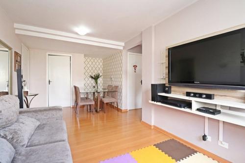 Apartamento A Venda No Bairro Lindóia Em Curitiba - Pr.  - 229-1