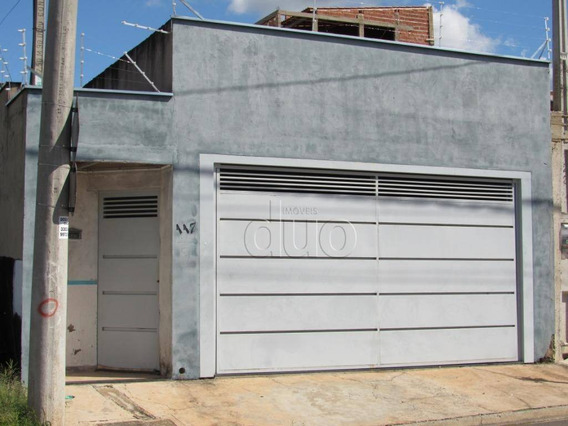 Casa Com 3 Dormitórios À Venda, 120 M² Por R$ 290.000 - Loteamento Vem Viver Piracicaba I - Piracicaba/sp - Ca3028