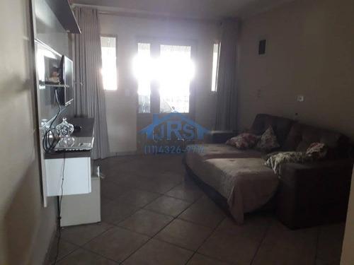Sobrado Com 4 Dormitórios À Venda Por R$ 583.000,00 - Parque Dos Camargos - Barueri/sp - So1757