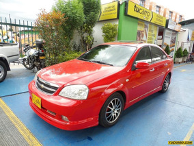 Chevrolet Optra Limited Full Equipo 1.8