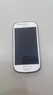 Celular Samsung I 8200 Branco Usado Os 5279