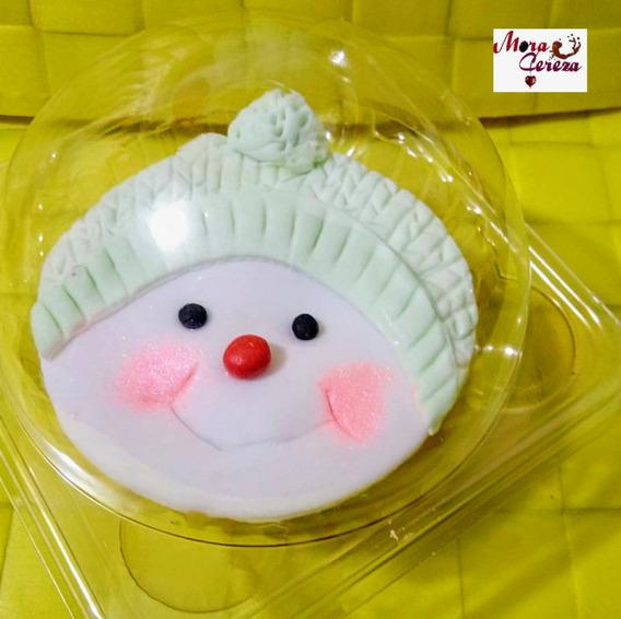 Cupcakes Navideños Personalizados Bajo Pedido En Quito