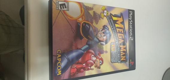 Megaman Anniversary Collection Ps2 Midia Física