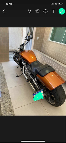 Imagem 1 de 6 de Harley Davidson V-road Muscle