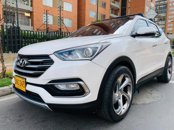 Hyundai Santa Fe Gls 2.4cc 4x2 Unico Dueño Negociable