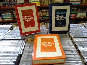 Historia Das Ciencias No Brasil 3 Volumes Mario Guimares Fer
