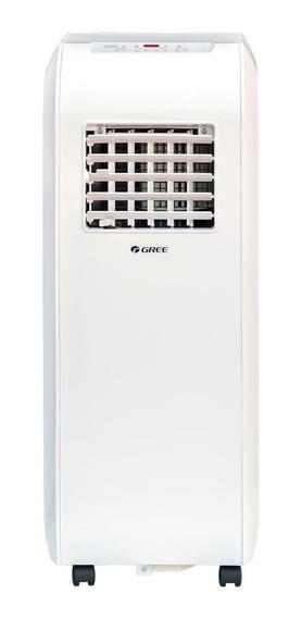 Ar Condicionado Portátil 10000 Btus Gree Frio Branco 110v