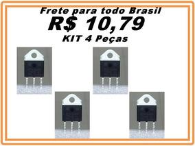 Bta41-600 Tiristor Bta41-600b Bta41 Triac 600v Kit 4 Peças