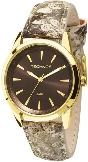 Relógio Technos Feminino Fashion Trend 2035mcs/2m