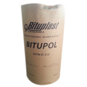 Asfalto Solido Oxido Cilindro 45 Kgs Bituplast (4030184) Prc