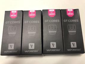 Kit C/3 Coils Gt Cores Gt Mesh Vaporesso - Genuíno