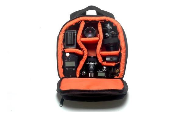 Mochila West Fotografica Camera Vmb Ii Dslr Canon Nikon Sony