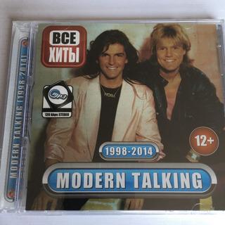 Cd Modern Talking Mp3 1998 - 2014 Rusia Sellado