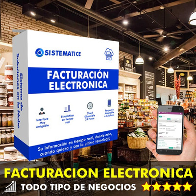 Facturación Electrónica, Ventas, Compras, Almacén, Odoo