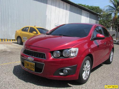 Chevrolet Sonic Lt 1.6 Full Equipo