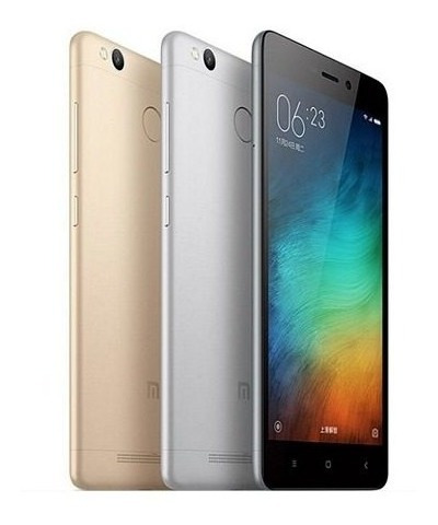 Xiaomi Redmi 3s 16 Gb 4g + Audifono Original - Prophone