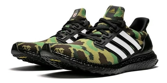 adidas Ultraboost Bape Superbowl Ultra Boost 38 Br Novo