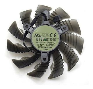 Para Gtx960 Gtx970 Gtx1050 Gtx1060 Dc12v 0.5a T129215su 85mm