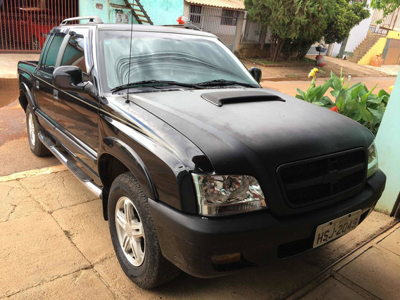 Chevrolet S10 2.8 Executive Cab. Dupla 4x2 4p 2007