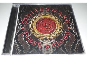 Whitesnake - Flesh And Blood C/ Pôster E Adesivo (lacrado)