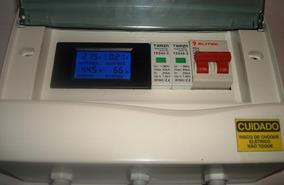 String Box Ca P/ Microinversor Bivolt 20a 2-4 Kw +multimetro