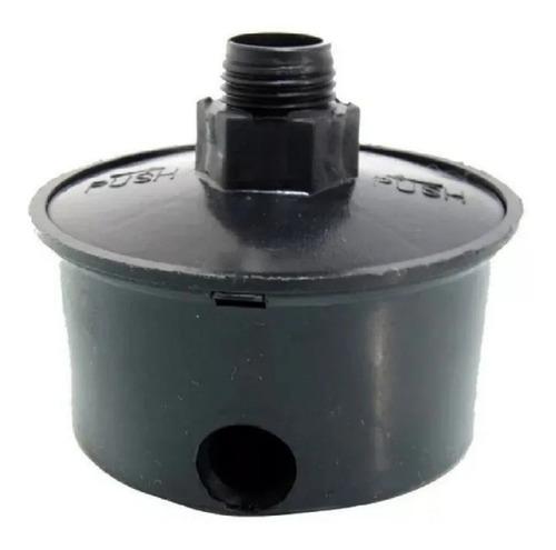 Imagen 1 de 2 de Filtro Compresor Plástico  3/8 Elemento Filtrante Esponja