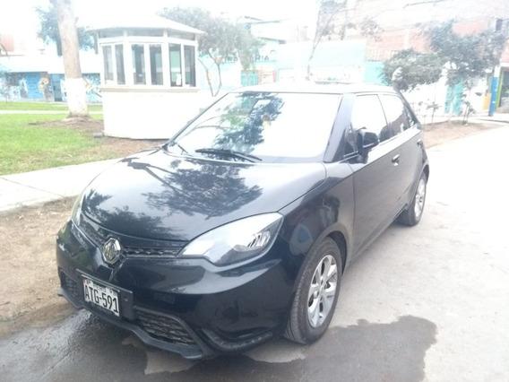 Mg 3 Hatchback Motor 1.5 2016 Negro