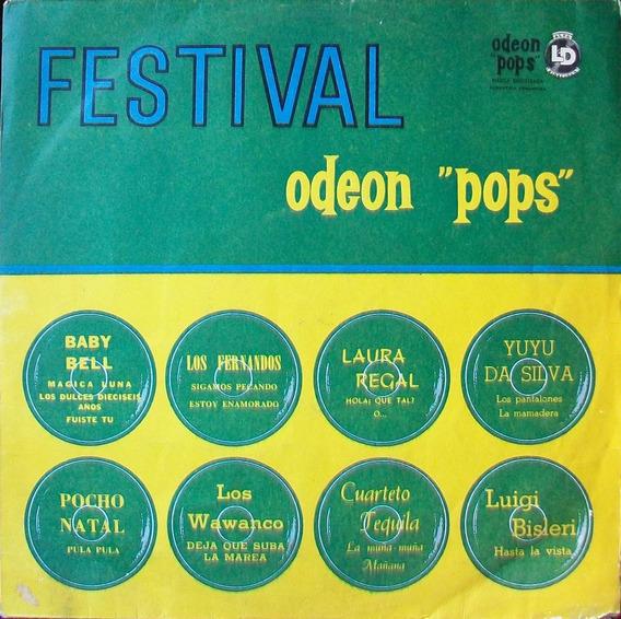 Festival Odeon Pops Disco Vinilo Lp