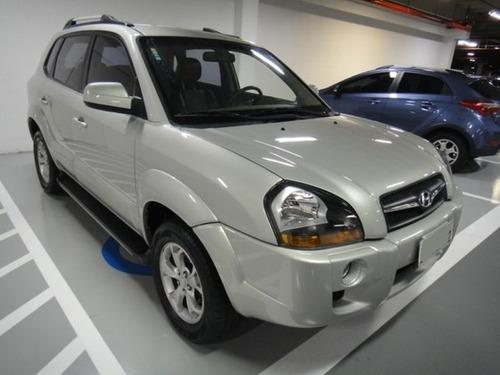 Hyundai Tucson 2.0 16v Gls Autom Completo Abs Dvd 2012 Prata