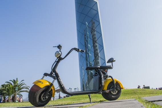Motos Scooter Electricas Cattini - Napo