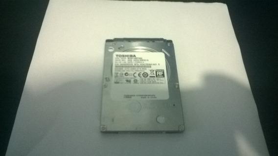 Hd Notebook 500gb Sata Toshiba - Slim - Modelo Mq01abf050