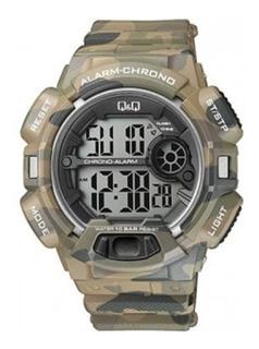 Reloj Q&q Hombre M132j005y Digital Agente Ofi Envio Gratis