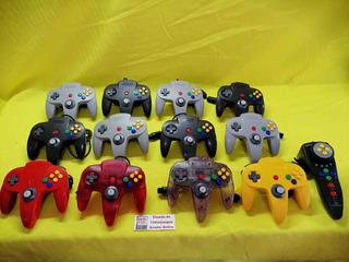 Control Original N64 Nintendo 64 Joystick Excelente Estado